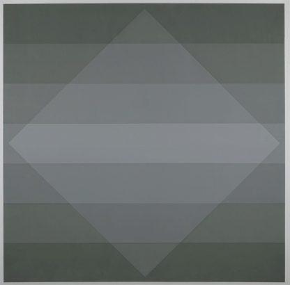 Raimund Girke 1930-2002, untitled, 1966