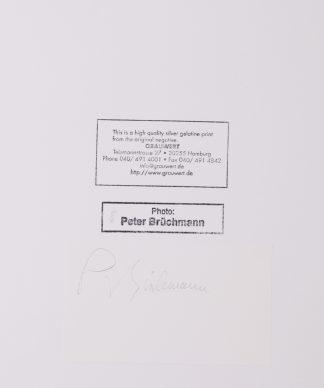 Peter Brüchmann (1932-2016), Veruschka, 1960s.