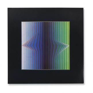 Victor Vasarely (1906-1997), VONAL, 1971.