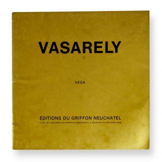 Victor Vasarely (1906-1997), CTA-102, 1971.