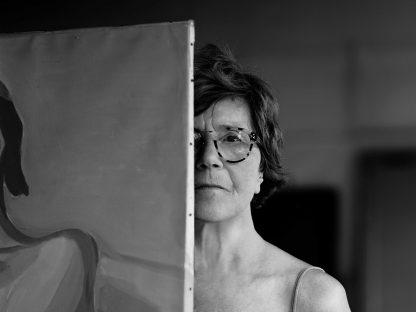 Horst Stasny (1941), Maria Lassnig 1, 2003.
