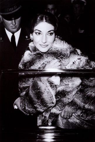 Peter Nürnberg (1940-2015), Maria Callas, 1959/2013.
