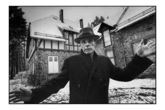 Herbert Piel (1957), Joseph Beyus in der Eifel, 1984.