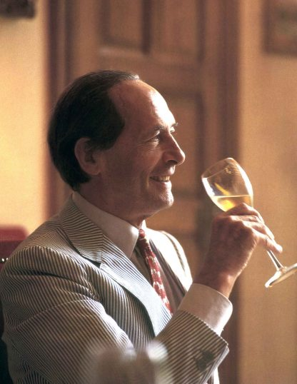Horst Stasny (1941), François Taittinger, 1990s.