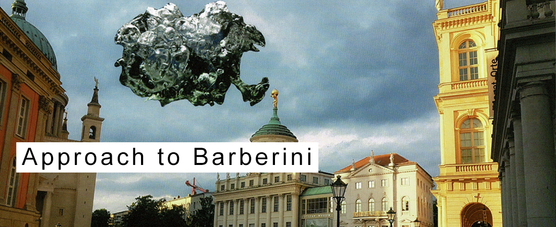 Approach to Barberini