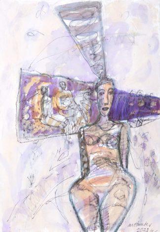 Margaret Hunter (1948), Untitled, 2006.