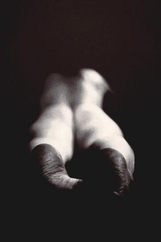Martina Nitsche (1962), Nude - Nu 3, 1997/2021.